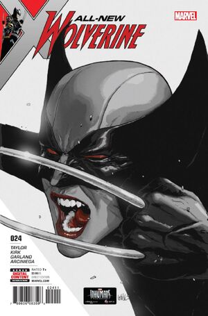 All-New Wolverine Vol 1 24