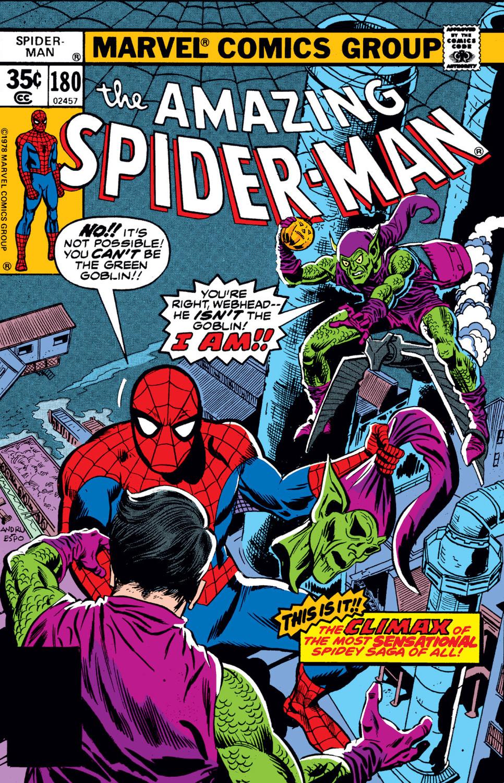 Amazing Spider-Man Vol 1 180