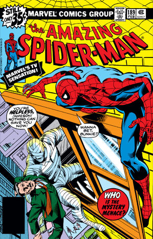 Amazing Spider-Man Vol 1 189