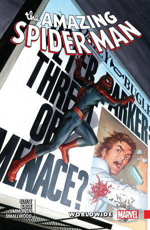 Amazing Spider-Man Worldwide TPB Vol 1 7
