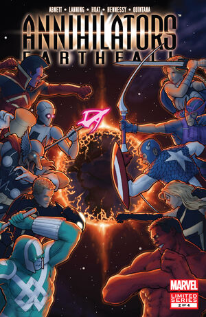 Annihilators Earthfall Vol 1 2