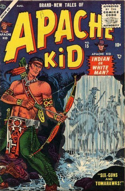 Apache Kid Vol 1 15