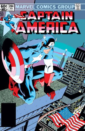 Captain America Vol 1 284