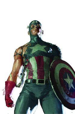 Captain America Vol 1 605 Textless