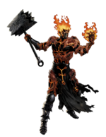 Daimon Hellstrom (Earth-12131) from Marvel Avengers Alliance 0001