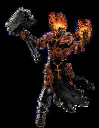 Daimon Hellstrom (Earth-12131) from Marvel Avengers Alliance 0001