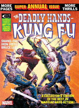 Deadly Hands of Kung Fu Vol 1 15