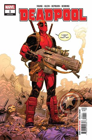 Deadpool Vol 7 1