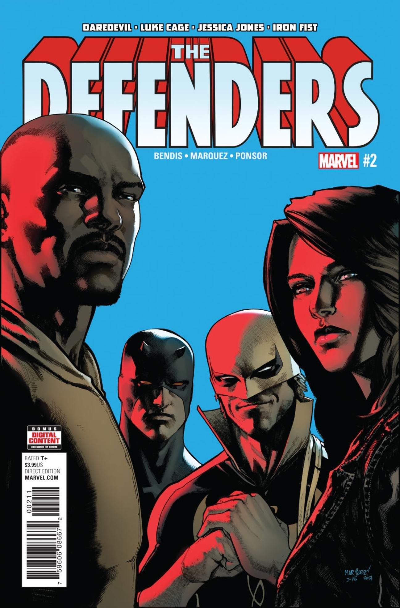 Marvel Defenders Staffel 2