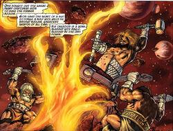 Dwarf of Nidavellir from Thor Vol 2 80 0001