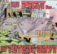 Eagle Plaza (Interieur) (X-Men -184)