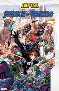 Empyre Invasion of Wakanda Vol 1 1