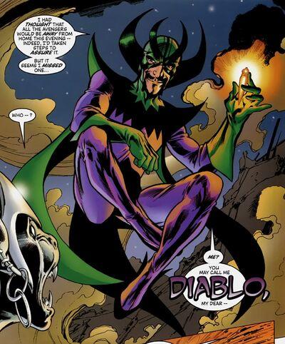 Esteban Corazón de Ablo (Earth-616) simulacrum from Avengers Vol 3 39