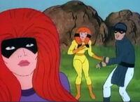 Fantastic Four (1978 animated series) Season 1 4 Screenshot