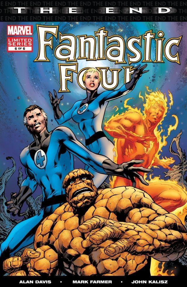 Fantastic Four The End Vol 1 6
