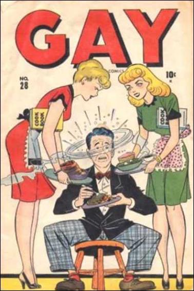 Gay Comics Vol 1 28