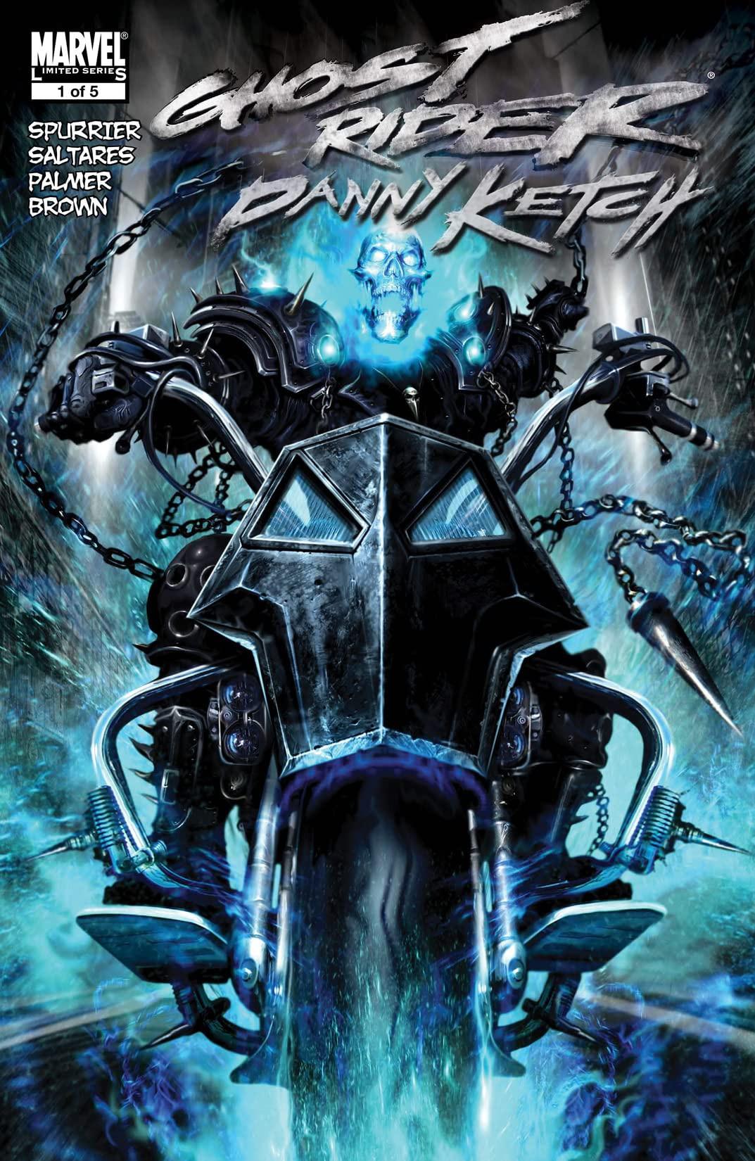 Ghost Rider - Danny Ketch Vol 1 1.jpg