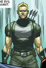 Hawkeye II (A.I.vengers) (Earth-616) from Secret Empire Vol 1 6 001