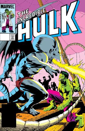 Incredible Hulk Vol 1 292