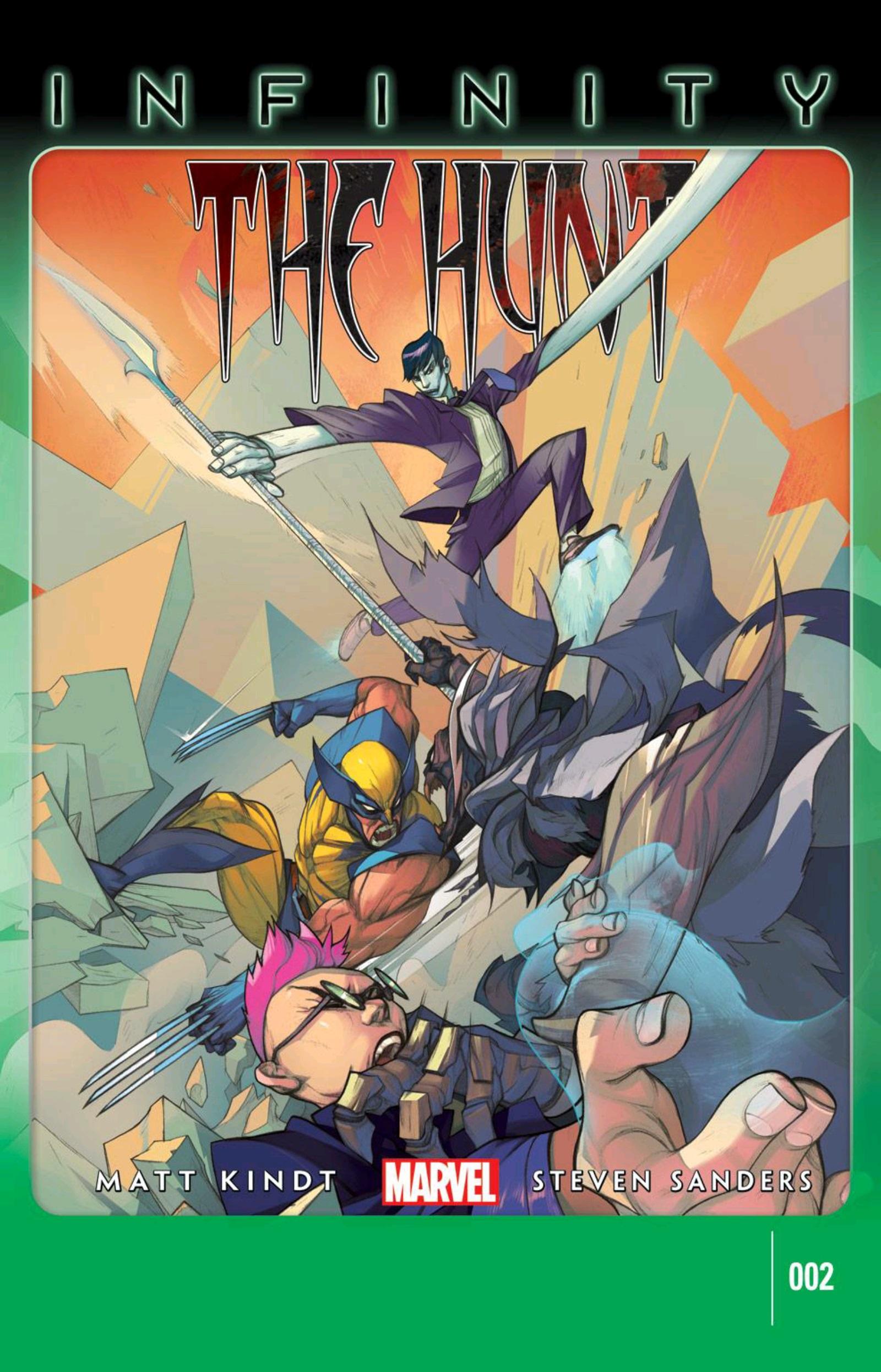 Infinity The Hunt Vol 1 2.jpg
