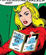Judith Klemmer (Earth-616) from Marvel Team-Up Vol 1 36