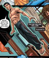 Julian Keller (Earth-616) from New X-Men Vol 2 20 0001