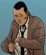 Kenneth Kincaid, Jr. (Earth-616) from Amazing Spider-Man Vol 1 801 001