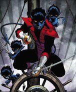 Kurt Wagner (Earth-616) from Amazing X-Men Vol 2 3 002