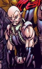 Kyle Gibney (Earth-5700) from Weapon X Days of Future Now Vol 1 2 0001