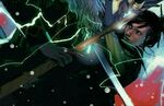 Loki Laufeyson (Ikol) (Earth-TRN762) vs. Leah (Battleworld) (Earth-TRN762) from Angela Queen of Hel Vol 1 7 001