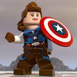 Margaret Carter (Captain America) (Earth-13122) from LEGO Marvel Superheroes 2 001