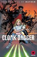 Marvel's Cloak & Dagger poster 004