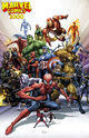 Marvel Comics Vol 1 1000 Crain Variant