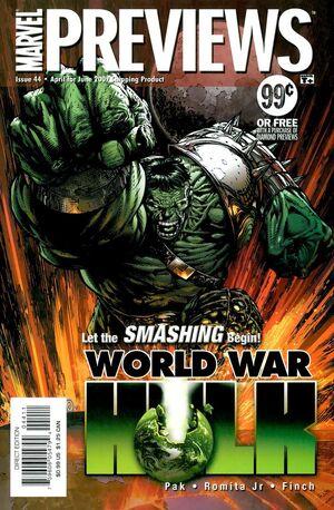 Marvel Previews Vol 1 44
