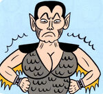 Namor McKenzie (Earth-Unknown) from Strange Tales Vol 5 1 0001