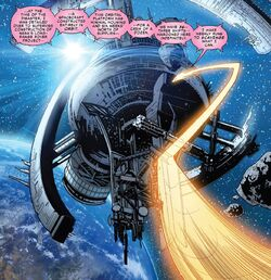 Nautilus Platform from Spider-Force Vol 1 2