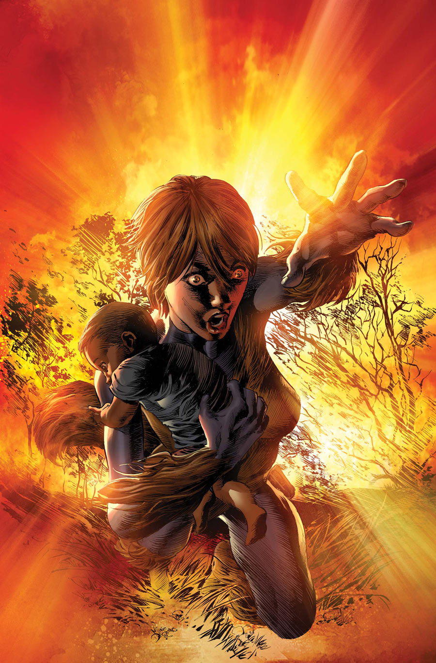 New Avengers Vol 2 15 Textless