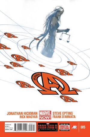 New Avengers Vol 3 5