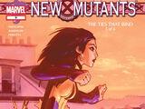 New Mutants Vol 2 9