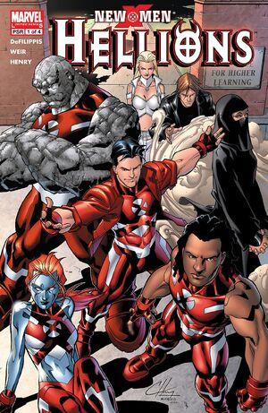 New X-Men Hellions Vol 1 1