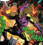 Norman Osborn (Earth-11580) from Vault of Spiders Vol 1 2 001