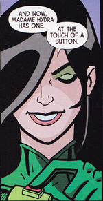 Ophelia Sarkissian (Earth-616) from Marvel Universe Ultimate Spider-Man Vol 1 1 0001