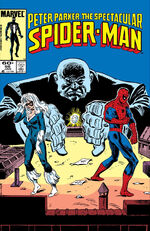 Peter Parker, The Spectacular Spider-Man Vol 1 98