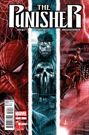 Punisher Vol 9 10