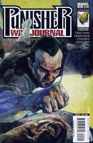 Punisher War Journal Vol 2 23