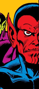 Red Skrull (Earth-616) from Fantastic Four Roast Vol 1 1 0001