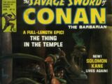 Savage Sword of Conan Vol 1 13