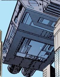 Ship (Earth-295) X-Men Chronicles Vol 1 1