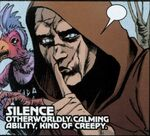 Silence (Earth-1610) Cataclysm Ultimate X-Men Vol 1 1