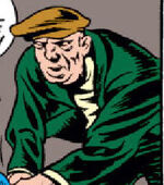 Slug (Earth-616) from Captain America Comics Vol 1 1 0001